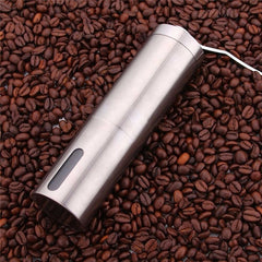 Original Manual Coffee Grinder Stainless Steel Coffee Grinders Coffee Mill Machine Portable Hand Burr Grinders Manual Tool