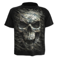 T-Shirt Crâne - DARK-SPIRIT