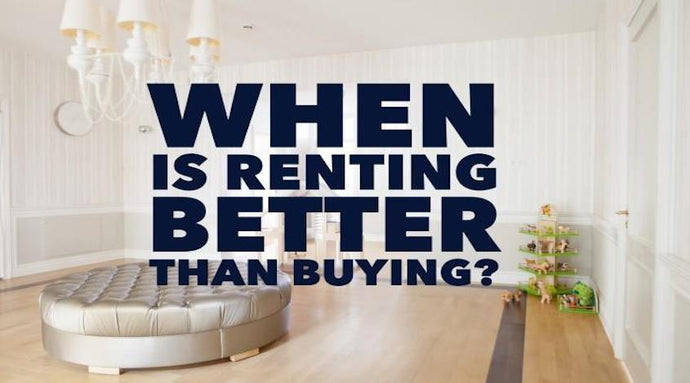 Why should I rent furniture? Renting vs Buying