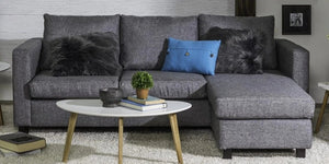 Trendy Living Room Set