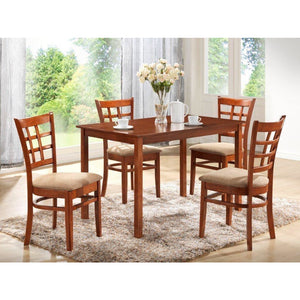 Dining Set with 4 chairs
