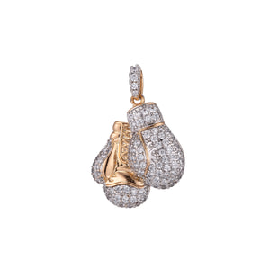Boxing Gloves Charm - Rania Dabagh Jewelry