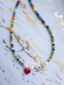 The Roxie Necklace - Rania Dabagh Jewelry