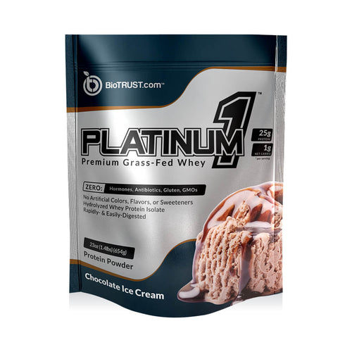 Platinum 1™ — Premium Grass-Fed Whey Protein Isolate
