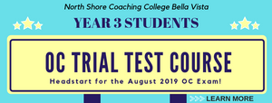North Shore Coaching Bella Vista Tutoring OC Selective