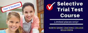 North Shore Coaching Bella Vista - OC Selective Tutoring NAPLAN