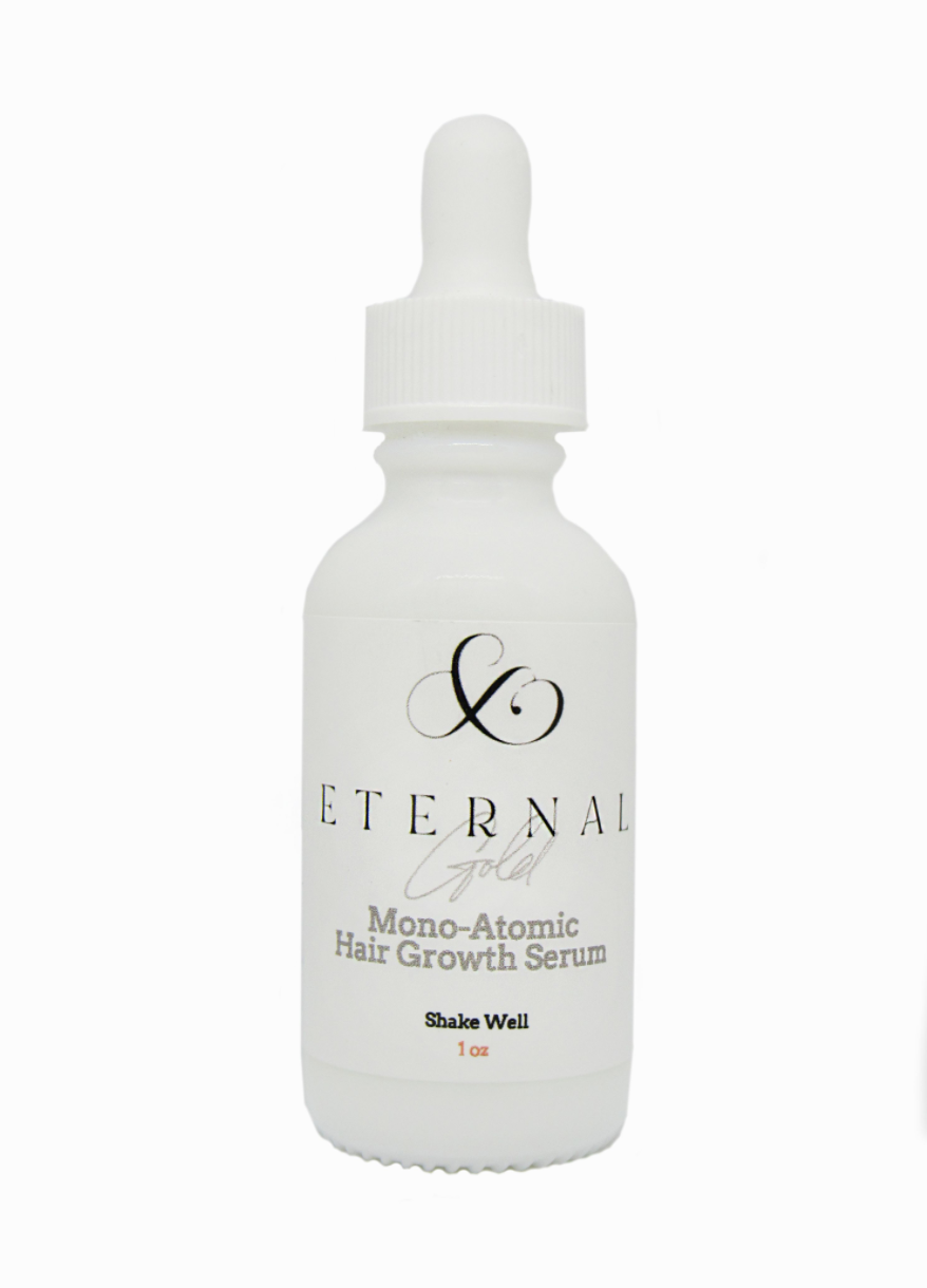 Monoatomic Hair Growth Serum