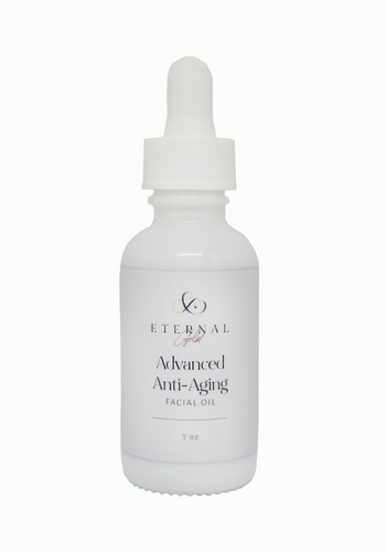 Advanced Anti-Aging Rose Facial Oil