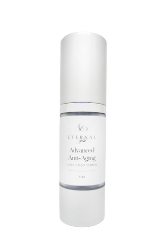 Advanced Anti-Aging 24kt Serum