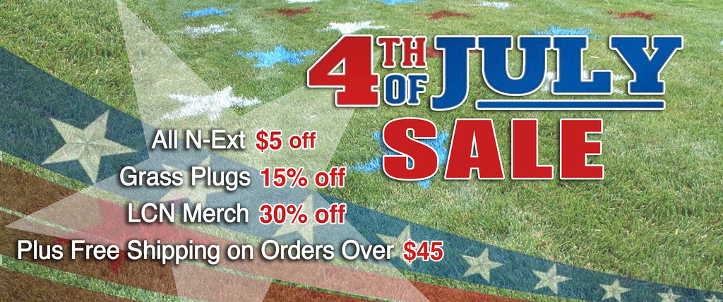 4th of July Sale on All N-Ext Products