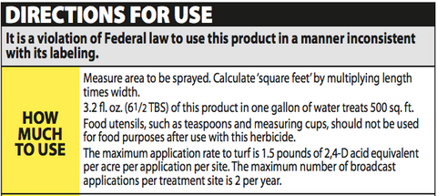 Summer Lawn FAQs - What you can and can't do with your weed control