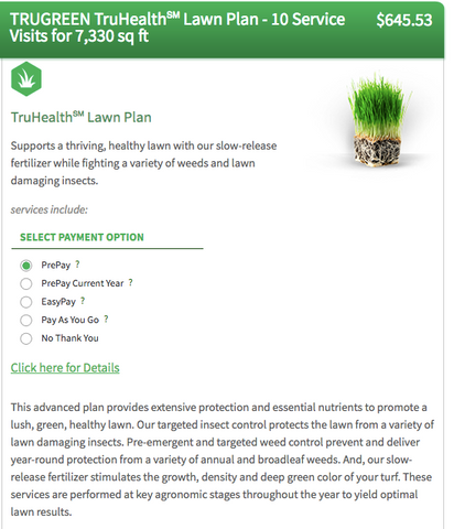 Cost of DIY Lawn Care vs TruGreen – LawnCareNut