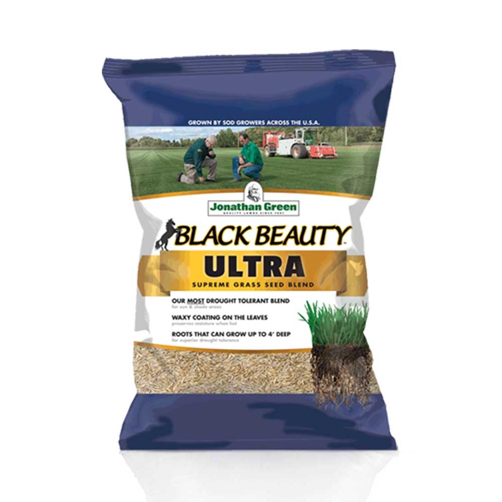 Black Beauty® Ultra Grass Seed - Jonathan Green