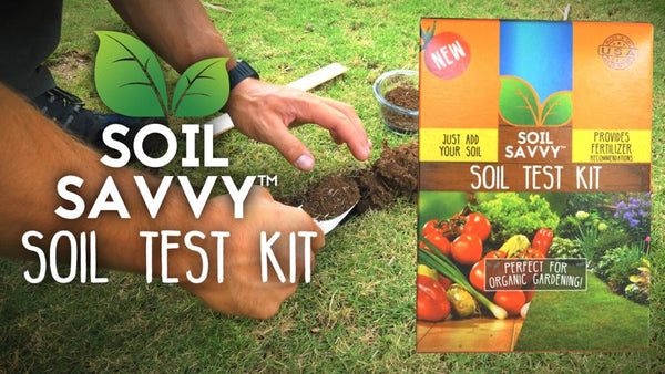 Soil Savvy Testing Kit