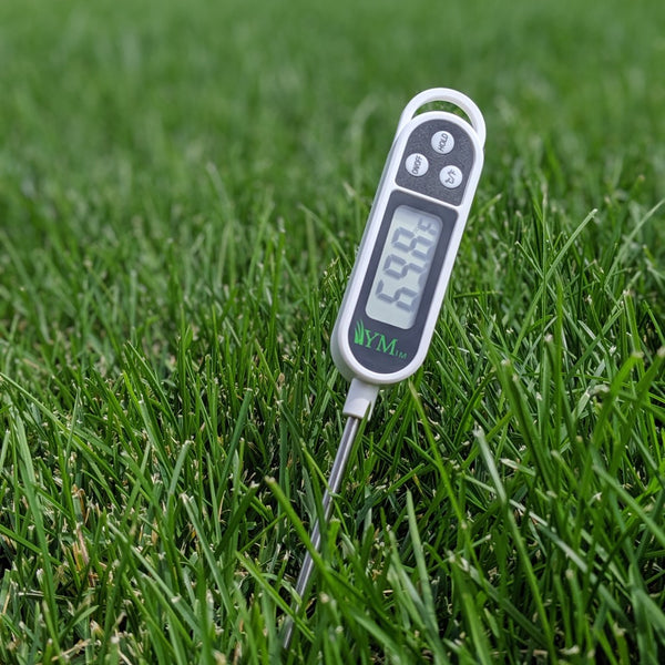 Digital Soil/BBQ Thermometer