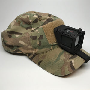 SIDEKICK Mounts, GoPro Mount, GoPro Session, GoProHERO3, GoProHERO4, GoProHERO5, GoProHERO6, Cap Mount, Hat Mount, Camera Mount, Firearms Training, Hunting, Hiking, Fishing