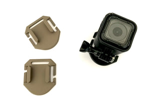 SIDEKICK Molle Mount For GoPro® HERO 3/4/5 and 6, BeHD and SJCamHD Cameras
