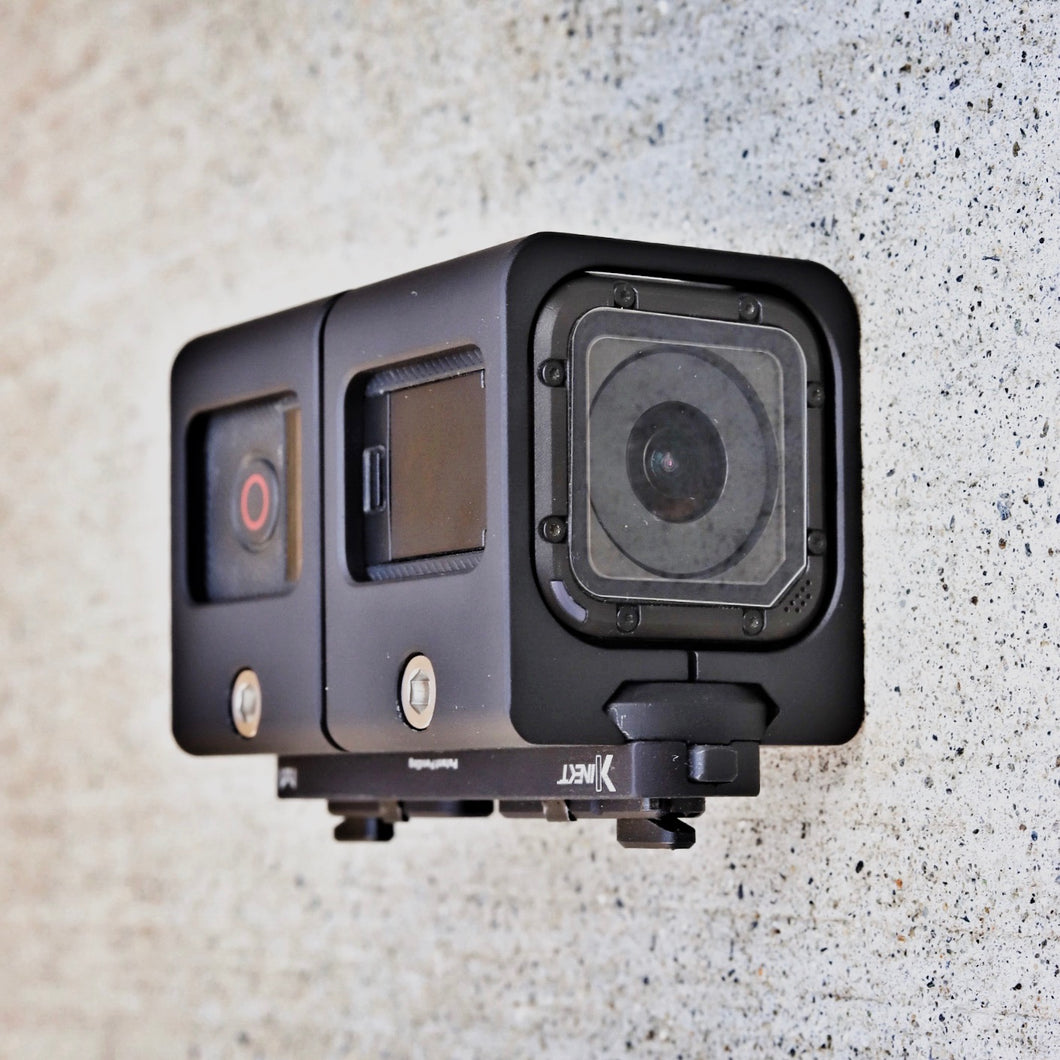 PRE-ORDER SIDEKICK Direct to Rail Mount for GoPro® HERO, HERO4 and HERO5 Session