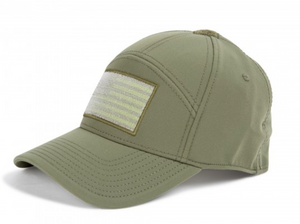 Olive Green 5.11 Operator 2.0 Velcro Cap for SIDEKICK Mounts