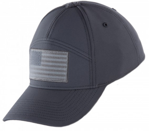 Storm Gray 5.11 Operator 2.0 Velcro Cap for SIDEKICK Mounts