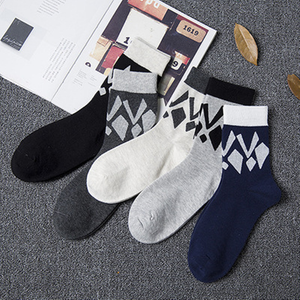 »Lozenge & Argyle« <br> 6 Colors <br> ·10 Pairs ·