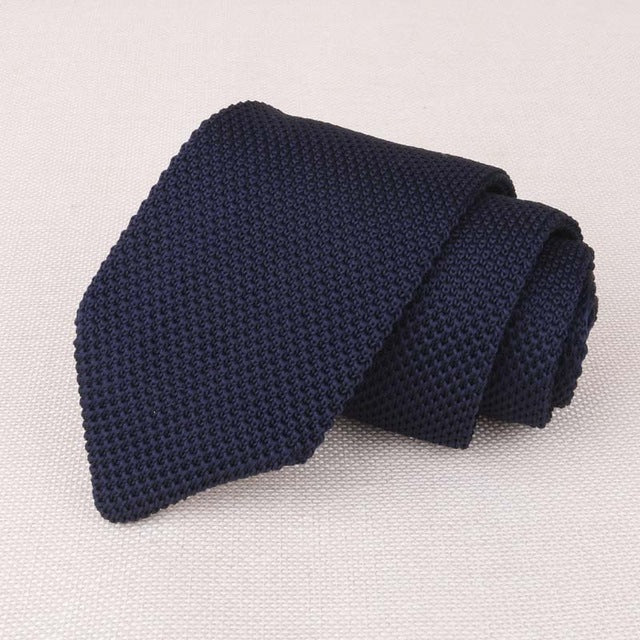 Men's Suit Knitted Necktie <br> 14 color variants