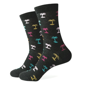 »Exotic« Socks <br>  · Two color variants <br> · One pair