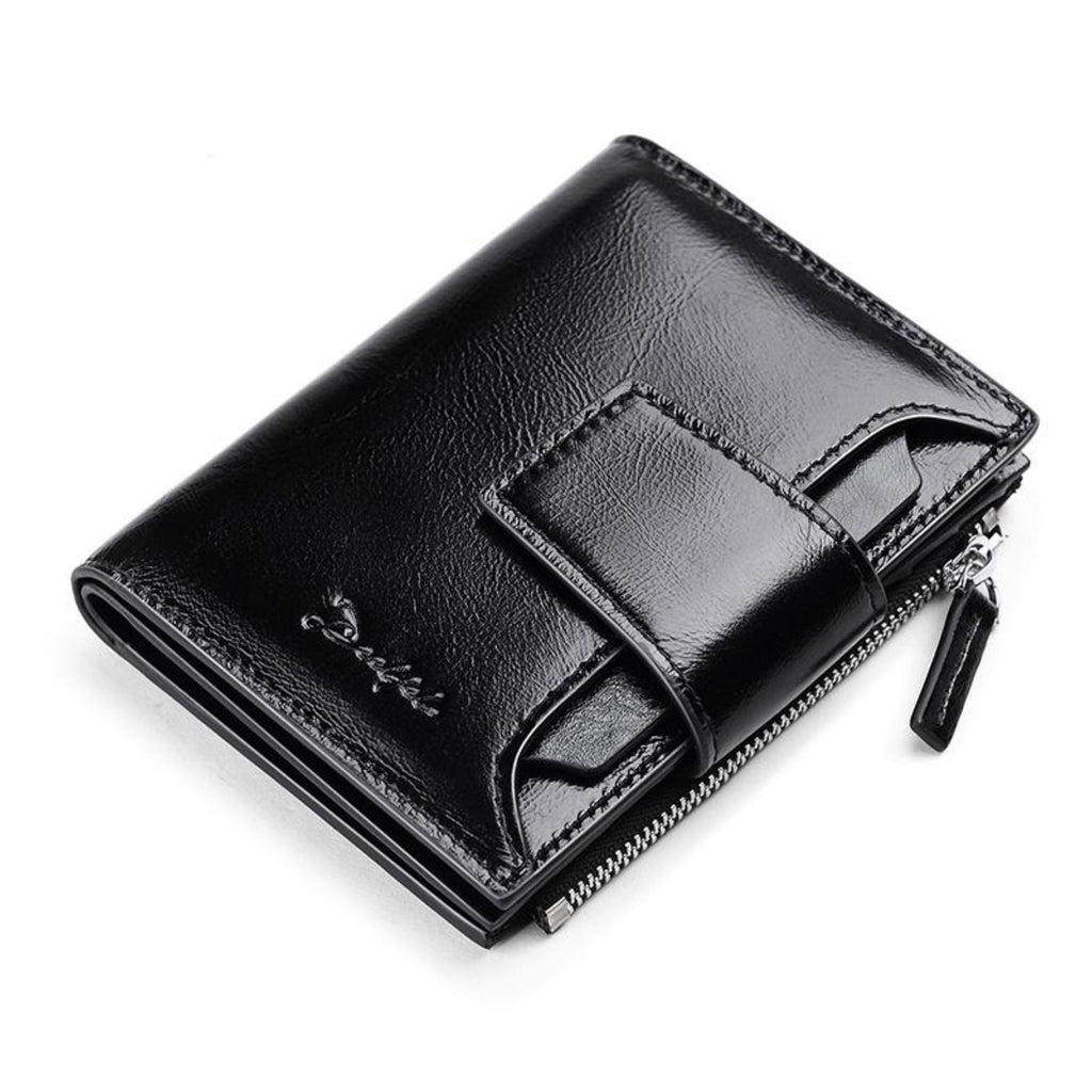Genuine Leather Men Wallet & Card Holder