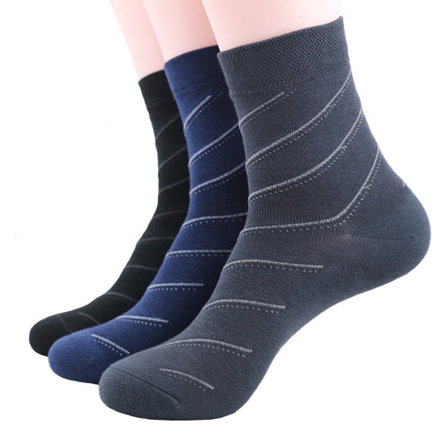 Image of High quality bamboo dress socks <br> 3 pairs