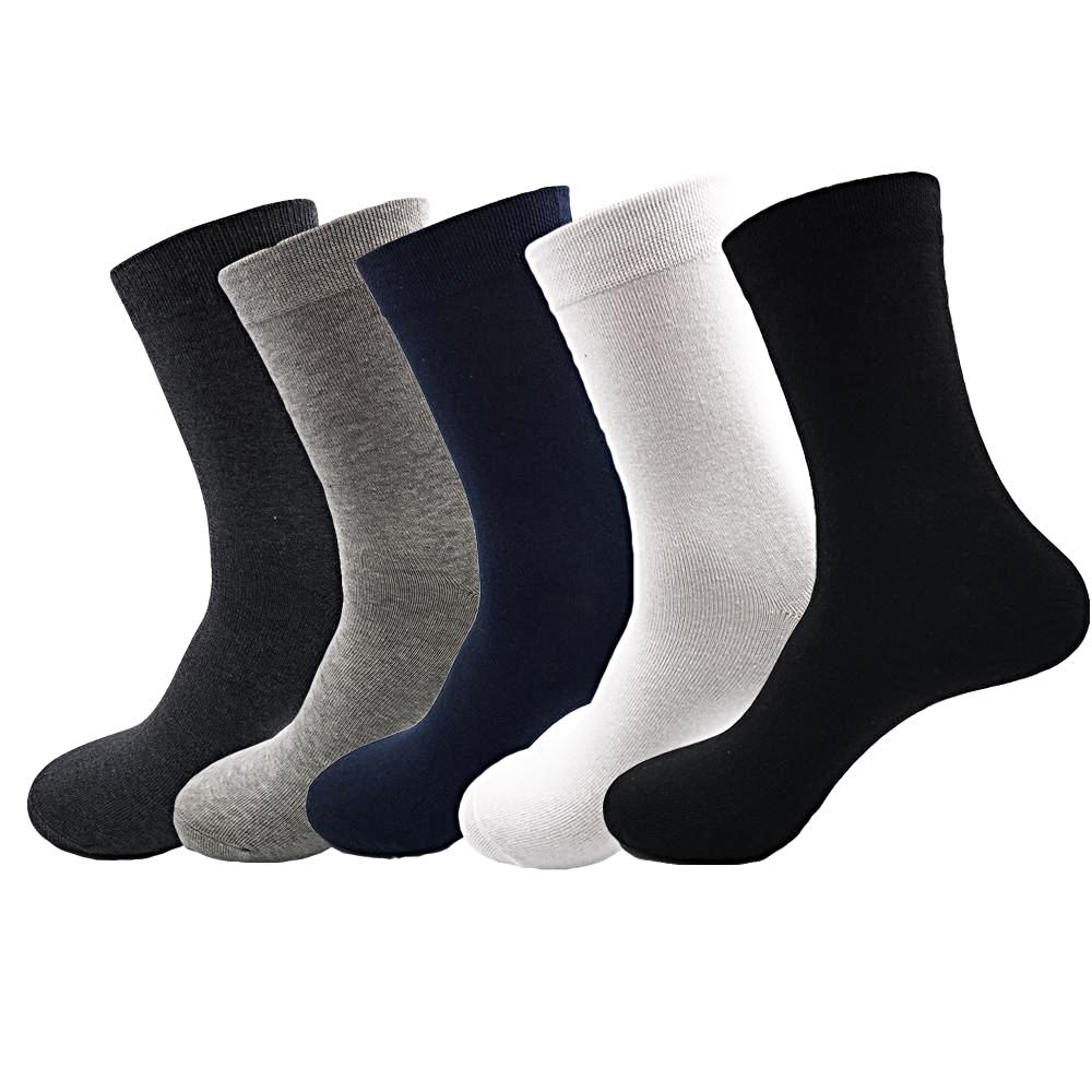Large size business socks