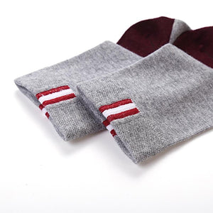 Quality Cotton Socks · 3 colors combo · 5 pairs