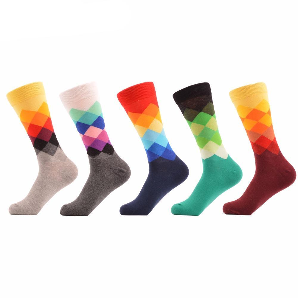 Novelty diamond pattern 