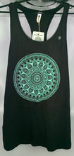 """Motion of the Ocean"" Mandala Tank Top"