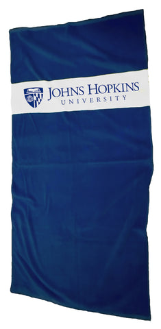 Johns Hopkins University Beach-Bath Towel