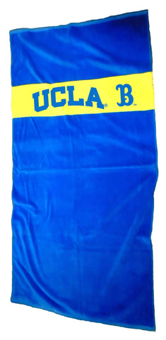University of California Los Angeles Beach-Bath Towel