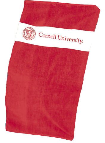 Cornell University Beach-Bath Towel