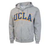 University of California Los Angeles Embroidered Zip Hoodie