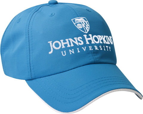 Johns Hopkins University Adjustable Baseball Cap