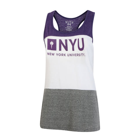 New York University NYU Tank Top
