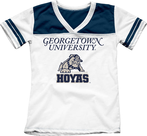Georgetown University Girls Youth Tee Shirt