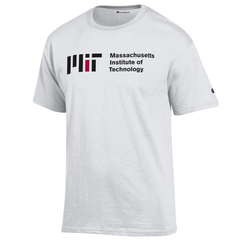 Massachusetts Institute of Technology Tee Shirt, White