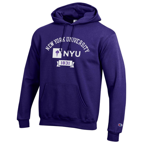 New York University Pullover Hoodie