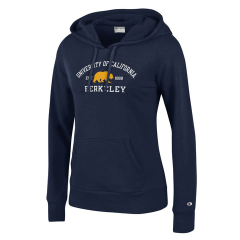 University of California Berkeley Bear Pullover Hoodie