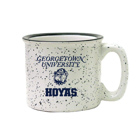 Georgetown University Hoyas 15oz Santa Fe Beverage Mug