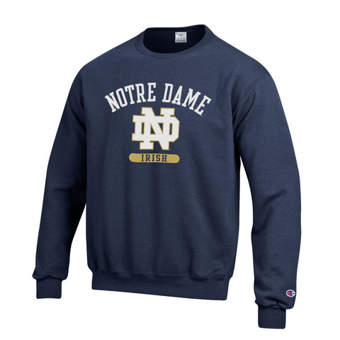 University of Notre Dame Crew Neck Sweater