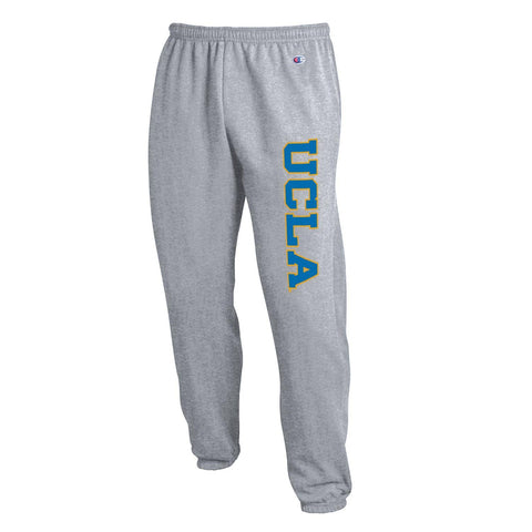 University of California Los Angeles Embroidered Banded Pants