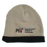 Massachusetts Institute of Technology Embroidered Knit Beanie Cap