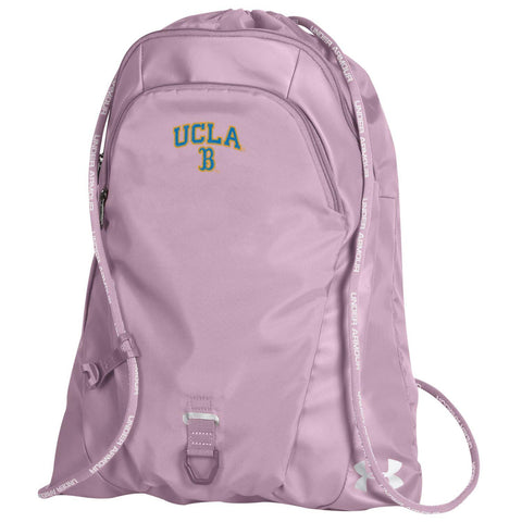University of California Los Angeles Sack Pack, Pink Fog