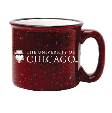 University of Chicago 15oz Santa Fe Beverage Mug