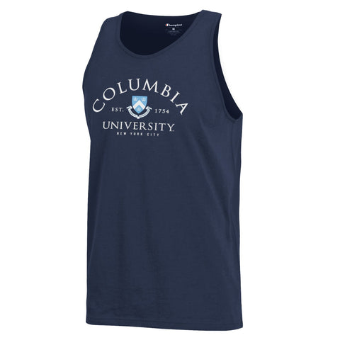 Columbia University Athletic Tank Top